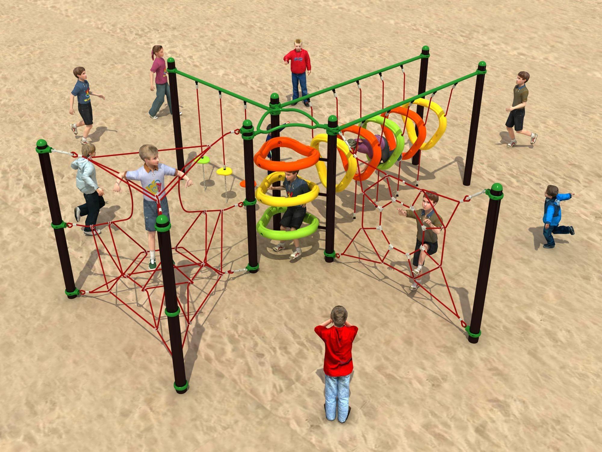 Развивающие площадки для детей своими руками